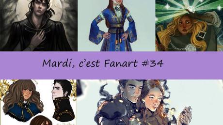 Mardi, c'est Fanart #34