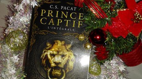Prince Captif – L'intégrale de C.S. Pacat
