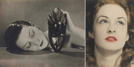 Man-ray,Noire-et-Blanche,portrait-of-tearful-woman