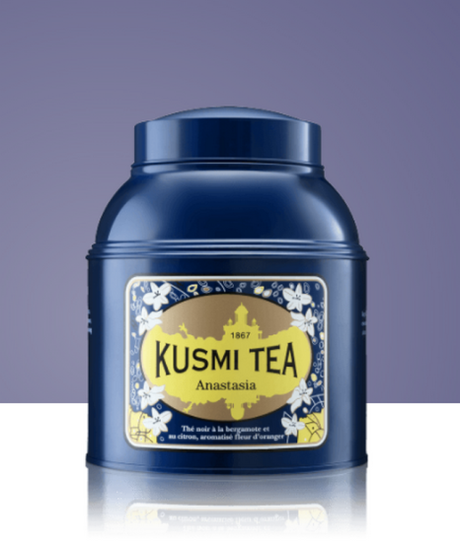 Idée cadeau : Kusmi Tea, les boites de 500 gr