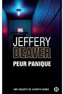 Peur panique de Jeffery Deaver