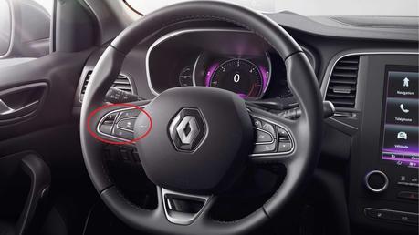 Renault Megane 4 #1 : le régulateur adaptatif