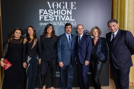 DINER DE LANCEMENT DU VOGUE FASHION FESTIVAL 2017