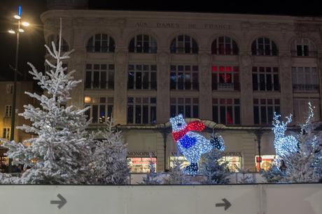 La féerie des illuminations de Noël 2017