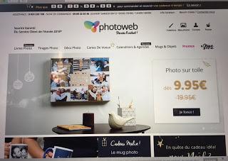Zoom sur Photoweb