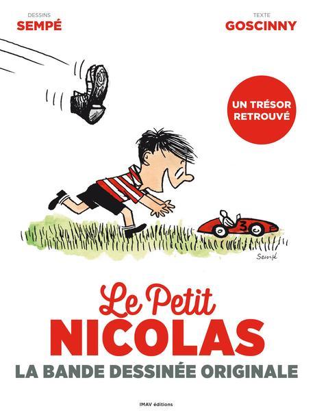 Le petit NICOLAS. Goscinny et Sempé – 2017 (BD)