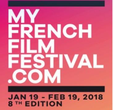 Le président de la 8e édition de MyFrenchFilmFestival