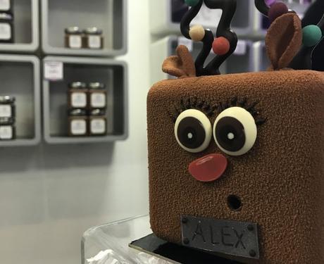 Rudolph en Choco au Carré est tout aussi appétissant