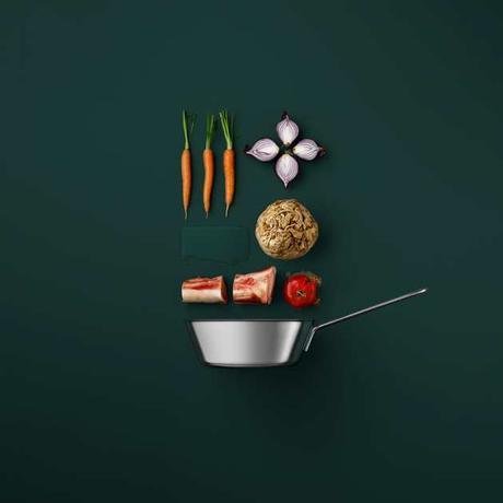 Adieu les retouches et l'abondance : découvrez ces photos de recettes ultra-minimalistes!
