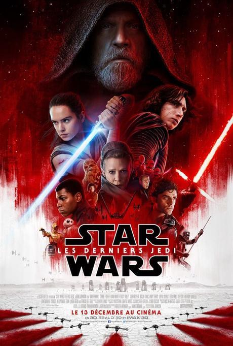 [critique] Star Wars VIII : les Derniers Jedi