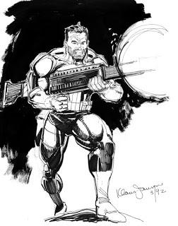 TOP TEN : LES DESSINATEURS DU PUNISHER