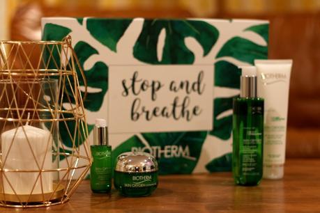 Stop & Breathe : Skin Oxygen de Biotherm