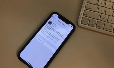 iOS 11.2.1 est disponible sur iPhone et iPad