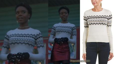 RIVERDALE : Christmas jumpers in s2ep9