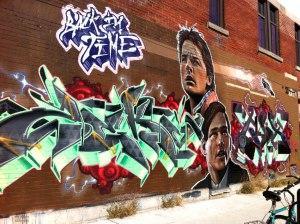 Apprenez à faire votre propre graffiti, à tourner sur la tête ou à rapper