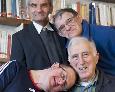 Faiblesse acceptée... avec Jean Vanier