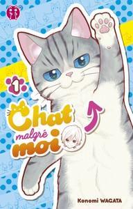 Découverte manga : Chat malgré moi