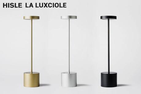 Hisle, designer et fabricant de luminaires français atelier showroom Lyon
