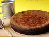 Gâteau choco marrons