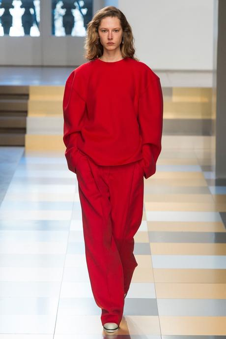 Tendance Mode : Red or Nothing !