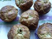 Muffins fromage olives