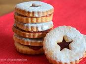 Biscuits confiture