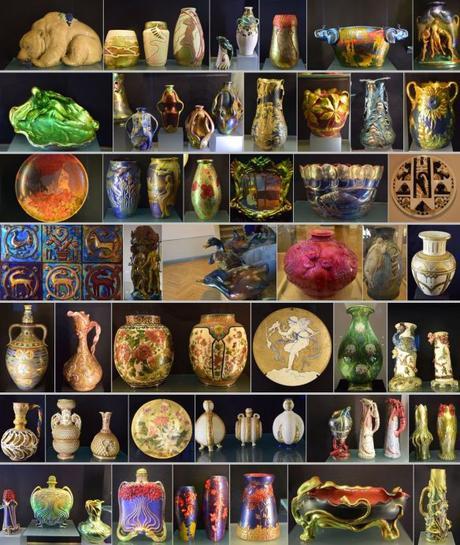La céramique de Zsolnay, le joyau de Pécs