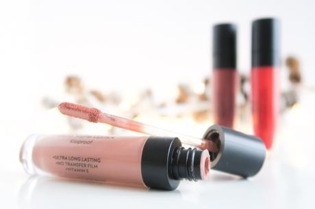 Mes produits make up préférés cet automne + Concours