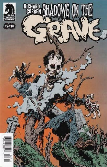 Corben « Shadows on the Grave » T5