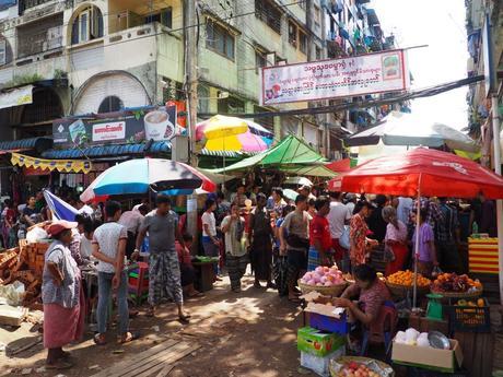 Deux jours à Yangon