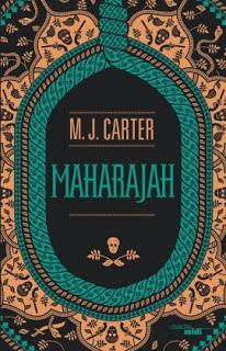[Chronique] Maharajah - M. J. Carter