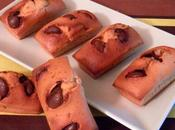 Petits cakes chocolat Dulcey noir