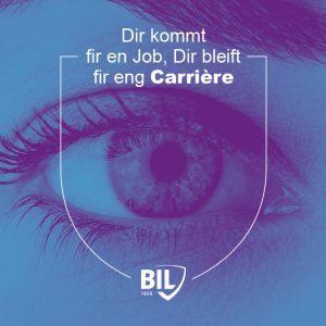3 raisons de rejoindre la BIL présentées par R. Lehmann