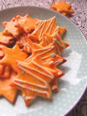 Biscuits au beurre. (Butterbredele)