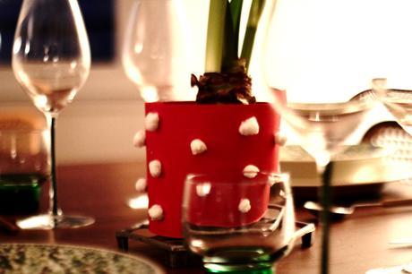 vaisselle songe bien faïence ménagère pinte 1989 couvert king sushi verres riedel fatto amano amaryllis cristal vin champagne