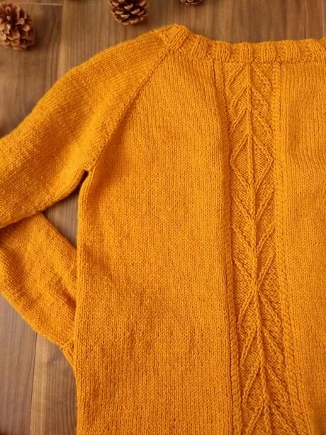 Le Curry Cardigan