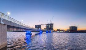 Homebush Bay Bridge_Tim Wheeler