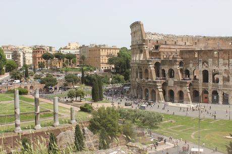 Carte postale de Rome