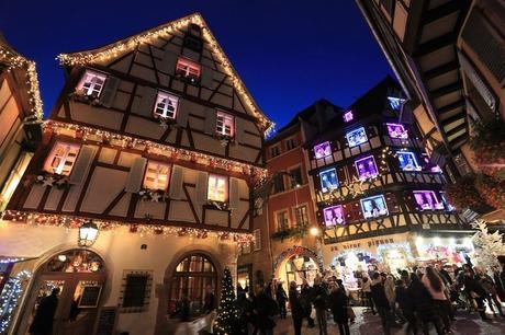 Marché de Noël à Colmar et Bon Noël !!!