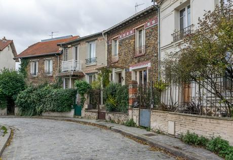 De Charonne à la Campagne à Paris Interlude photographique parisien #3