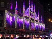 Quelles sont vitrines plus attrayantes Noël?