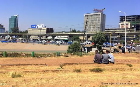 Mon itinéraire en Éthiopie