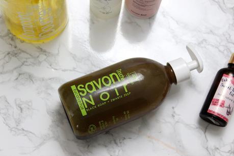 Le savon noir bio à l'eucalyptus Naturado en Provence