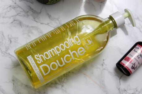Le shampooing douche bio douceur orange Naturado en Provence