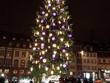Strasbourg, capitale Noël ville Traditions