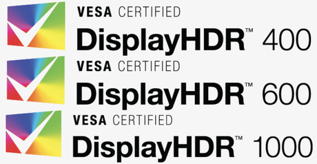 VESA displayHDR