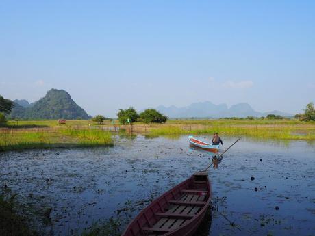 Hpa-An, la campagne birmane