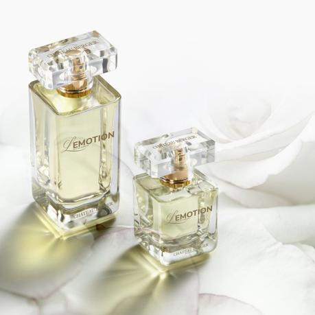 L'Emotion de Château Berger, mon nouveau parfum d'hiver.