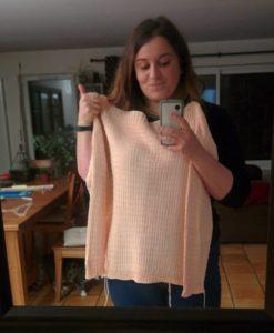 Mon pull Laurie