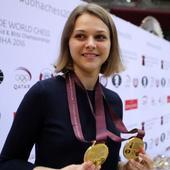 La championne en titre d'échecs boycotte les championnats du monde en Arabie Saoudite